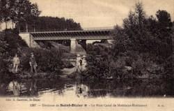 Environs de Saint-Dizier – Le pont canal de Moëslains-Hoëricourt