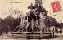Troyes – Fontaine Argence