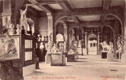 Troyes – Le Musée de la Sculpture – Salle Simart