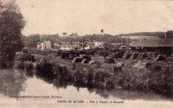 Bayard-sur-Marne – Usines – Parc à tuyaux de descente