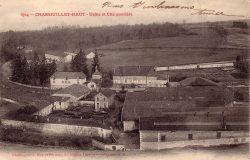 Chamouilley Haut – Usine et Cité ouvrière