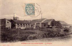 Harréville-les-Chanteurs – La fonderie
