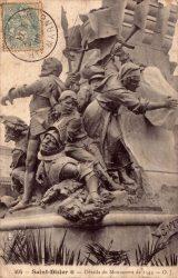 Saint-Dizier – Détails du Monument de 1544