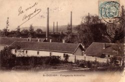 Saint-Dizier – Marnaval – Forges