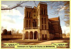 Saint-Dizier – Marnaval – 1895-1995 – Centenaire de l'église Saint-Charles