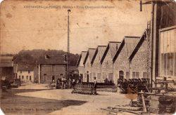Cousances-les-Forges – Usine Champenois Rambeaux
