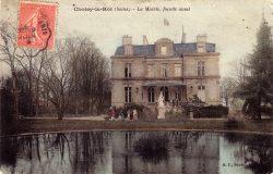 Choisy-le-Roi – La Mairie – Façade ouest
