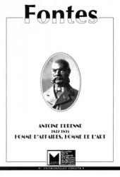 Antoine Durenne, homme d'affaires, homme de l'art, dossier complet sur ce grand fondeur, mort en 1895