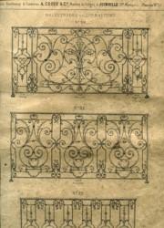 Hauts fourneaux et fonderies A. Coisy & cie, Maîtres de forges