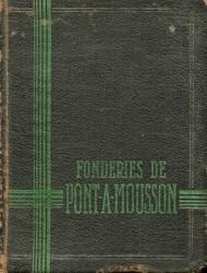 Société des fonderies de Pont à Mousson