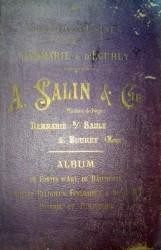 Société des usines de Dammarie et d'Écurey A. Salin & cie, maîtres de forges, Dammarie sur Saulx & Ecurey (Meuse)