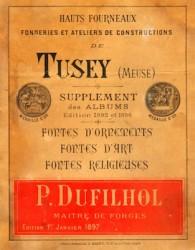 Hauts fourneaux, fonderies et ateliers de constructions de Tusey