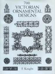 700 Victorian ornamental design