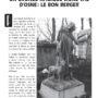 Découverte : Le bon berger, un bronze magique signé Val d'Osne - Image1