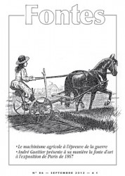 Pendant la première guerre mondiale, un projet de mécanisation de l'agriculture