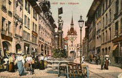 Allemagne – Bern – Käfigturm (tour des prisons)