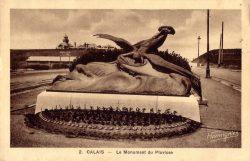 Calais – Le Monument du Pluviose
