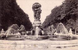 Paris – Fontaine Carpeaux