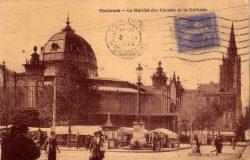 Toulouse – Le marché des Carmes et la Dalbade