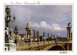 Paris – Le Pont Alexandre III