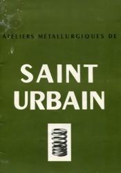 Ateliers métallurgiques de Saint-Urbain