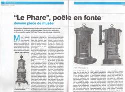 Le Mag : Journal de la Haute-Marne : les poêles phare de Montreuil-sur-Blaise