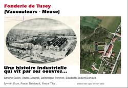 Fonderie de Tusey, une histoire qui vit par ses oeuvres