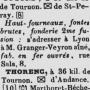 Catalogue des Etablissements Granger-Veyron - Lyon - Image20