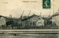 Eurville – Les forges