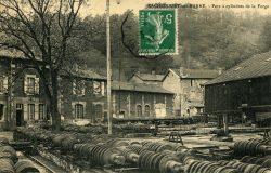 Rachecourt-sur-Marne – Parc à cylindres de la forge