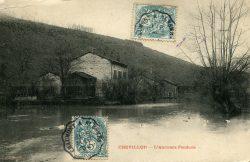 Chevillon – L'ancienne fonderie