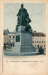 Saint-Quentin – Monument du 8 octobre