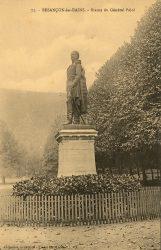 Besançon – Statue du général Pajol