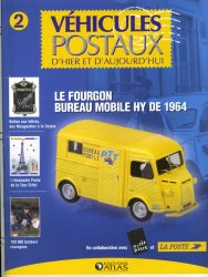 Boîtes aux lettres : des Mougeottes à la Dejoie – Véhicules postaux d'hier et d'aujourd'hui