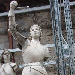 Jeanne d'Arc d'après Manuela