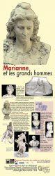 Marianne et les grands hommes