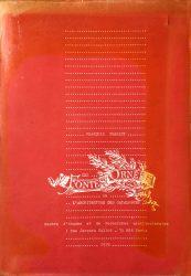 Les fontes ornées ou l'architecture des catalogues