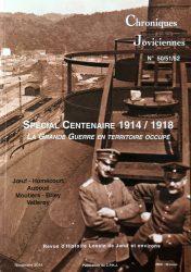 Chroniques Joviciennes – Spécial Centenaire 1914-1918