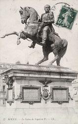 La statuaire provinciale sous la Troisième République. Une étude comparée: Rouen et Dijon.