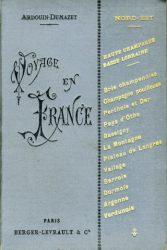 Voyage en France – Nord-Est – En Barrois  (Ardouin-Dumazet – 1900)