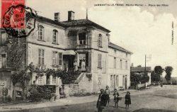 Dommartin-le-Franc (Haute-Marne) – Place des Fêtes