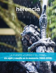 """La fuente """"Cupido y el cisne"""" – Un siglo y medio en la memoria (1868-2018)"""