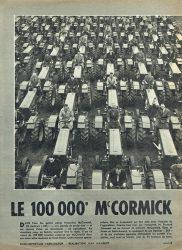 Le 100 000e McCormick