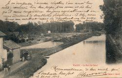 Wassy – Le port du canal