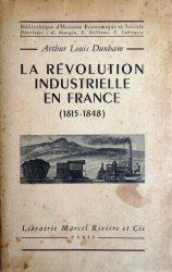 La révolution industrielle en France (1815-1848)