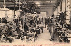 Nogent-en-Bassigny – Intérieur d'usine (éloumeurs)