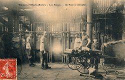 Rimaucourt – Les forges – Un four à réchauffer