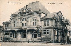 Saint-Dizier – Le théâtre