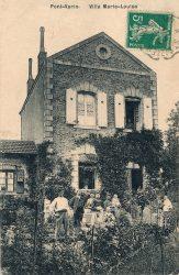 Wassy – Pont-Varin – Villa Marie-Louise