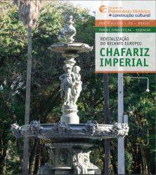 Porto Alegre (Brésil) : restauration de la Fontaine impériale  Parque Farroupilha
